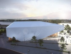 [PROJET IRIS] Future Arena du Futuroscope à Poitiers !