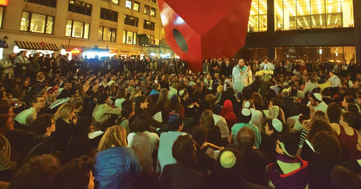 What the Jewish Left Learned From Occupy - An oral history