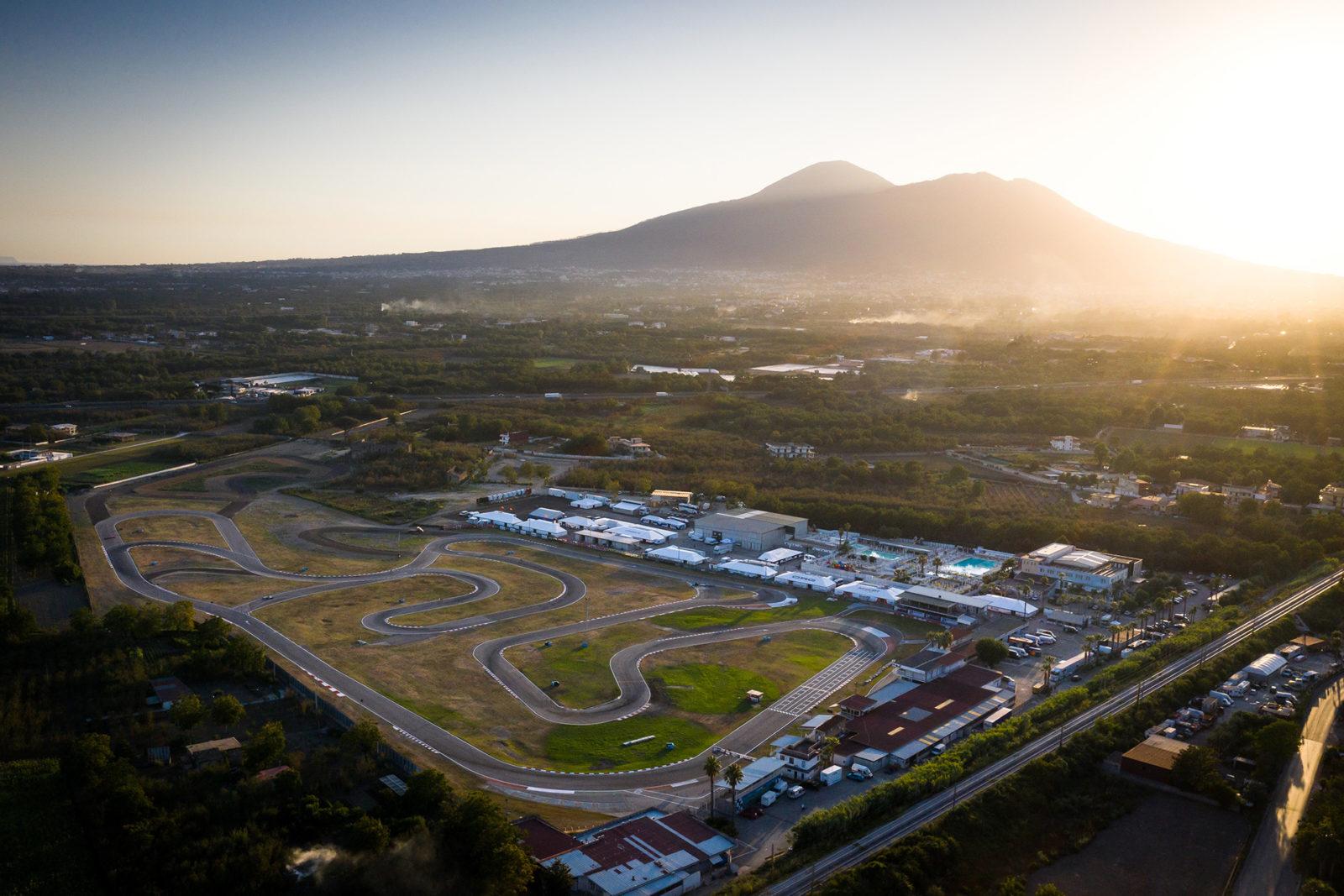 Circuito Internazionale Napoli in Sarno