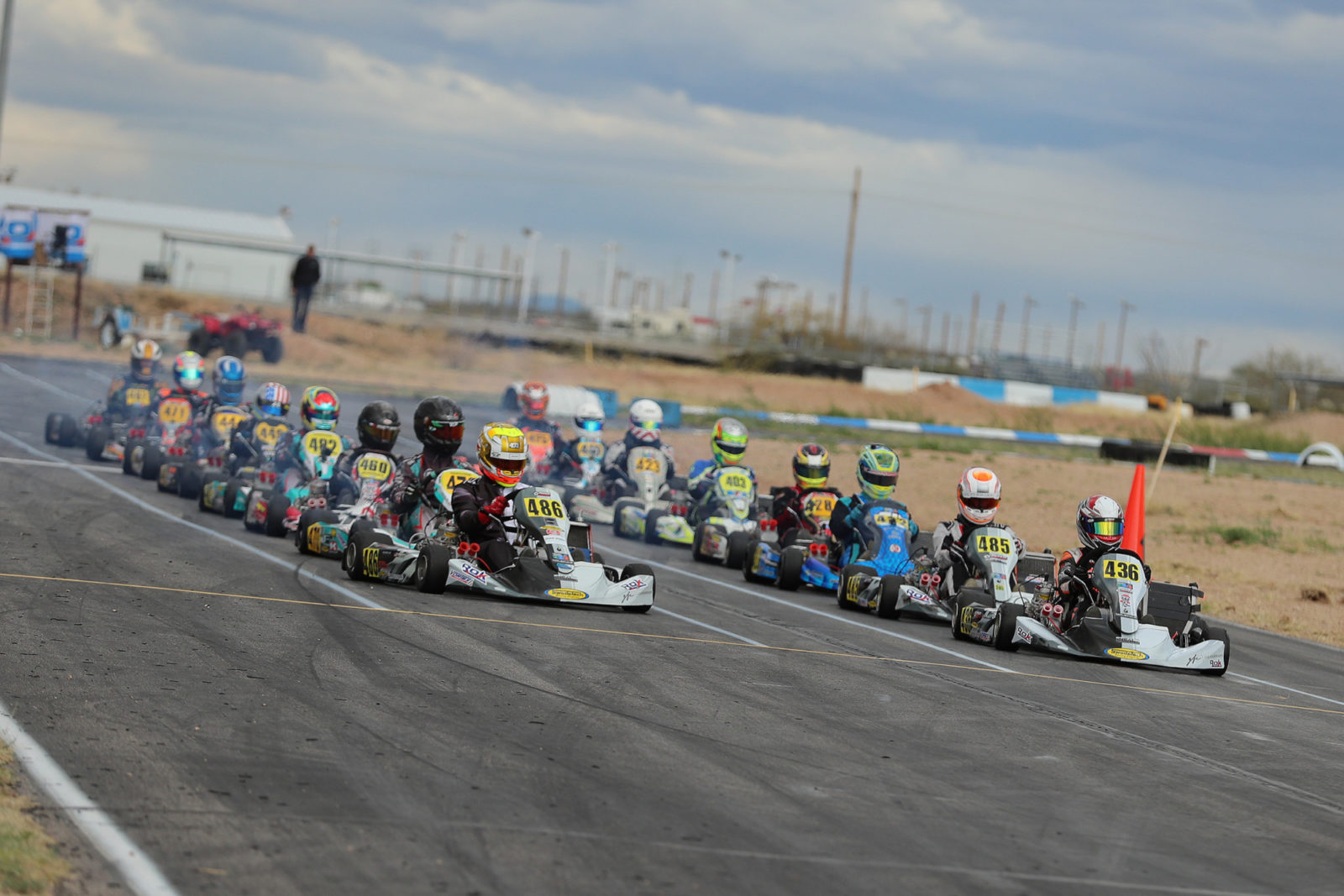 Shifter ROK start in Tucson