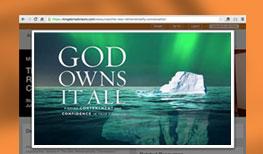 God Owns It All Church Curriculum Video Sample