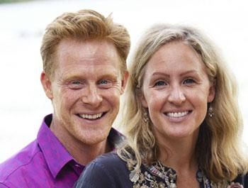 Sara and Jonathan Lewis