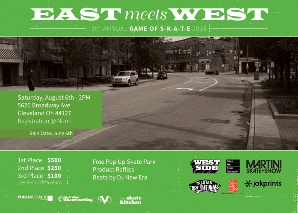 Public Square Group Sitemap & East meets West Flyer Banner Image