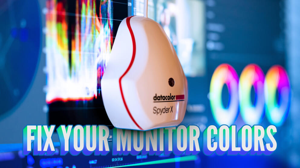 Your Monitor is Probably Wrong. How to Calibrate Your Computer Monitor Banner Image