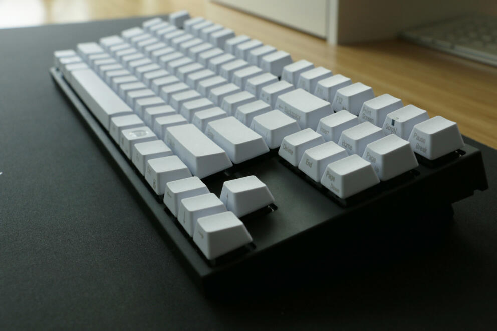 Varmilo VB87M Bluetooth Mechanical Keyboard Review Banner Image