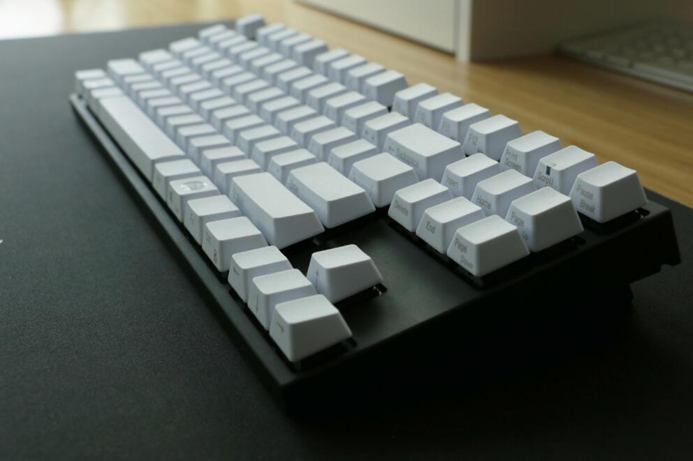 Varmilo VB87M Bluetooth Mechanical Keyboard Review Banner Image
