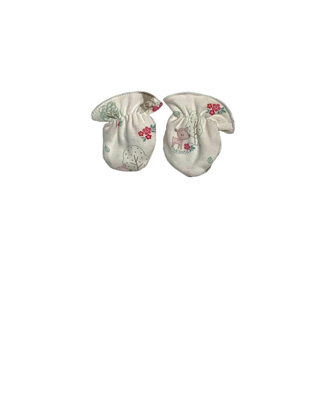 LUVAS AVULSAS SUEDINE/MALHA RAPOSA [14219571]