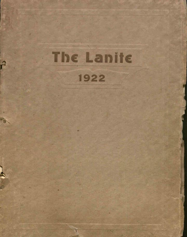 Lanite 1922