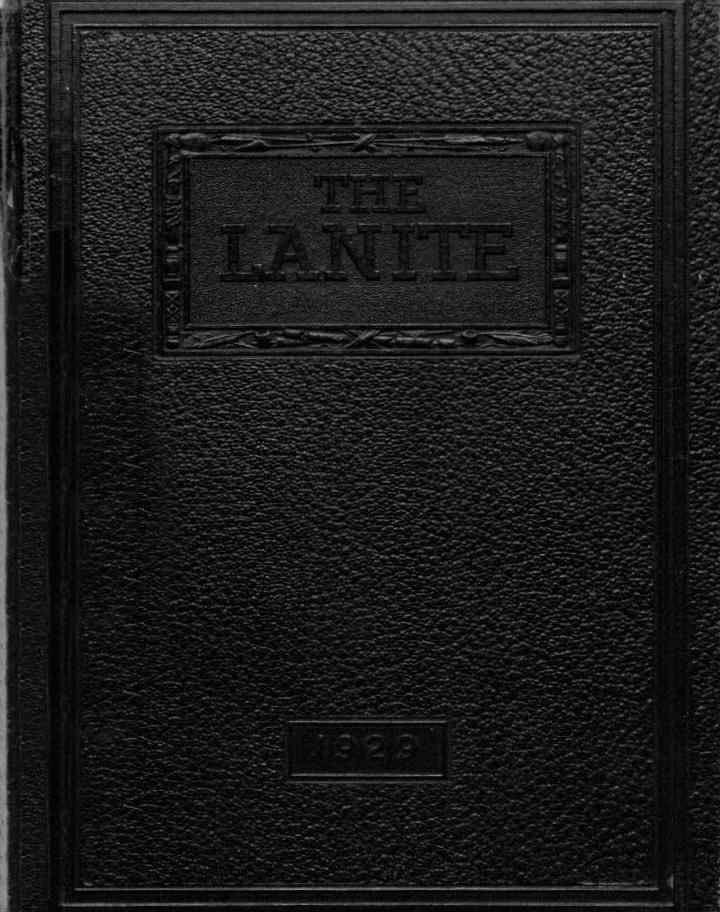 Lanite 1929
