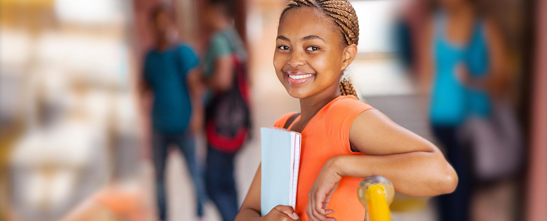 Student Handbook Hero