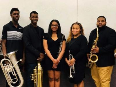 Tmea Collegiate Band 2019