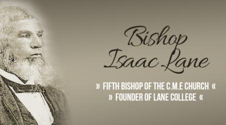 Bishop Isaac Lane