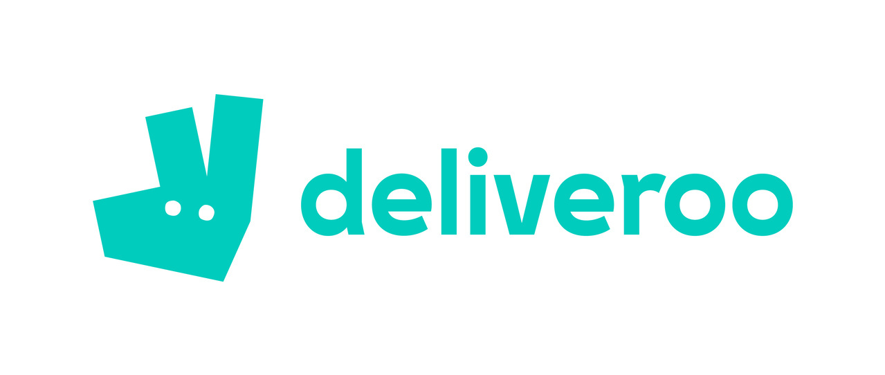 Logo of Deliveroo