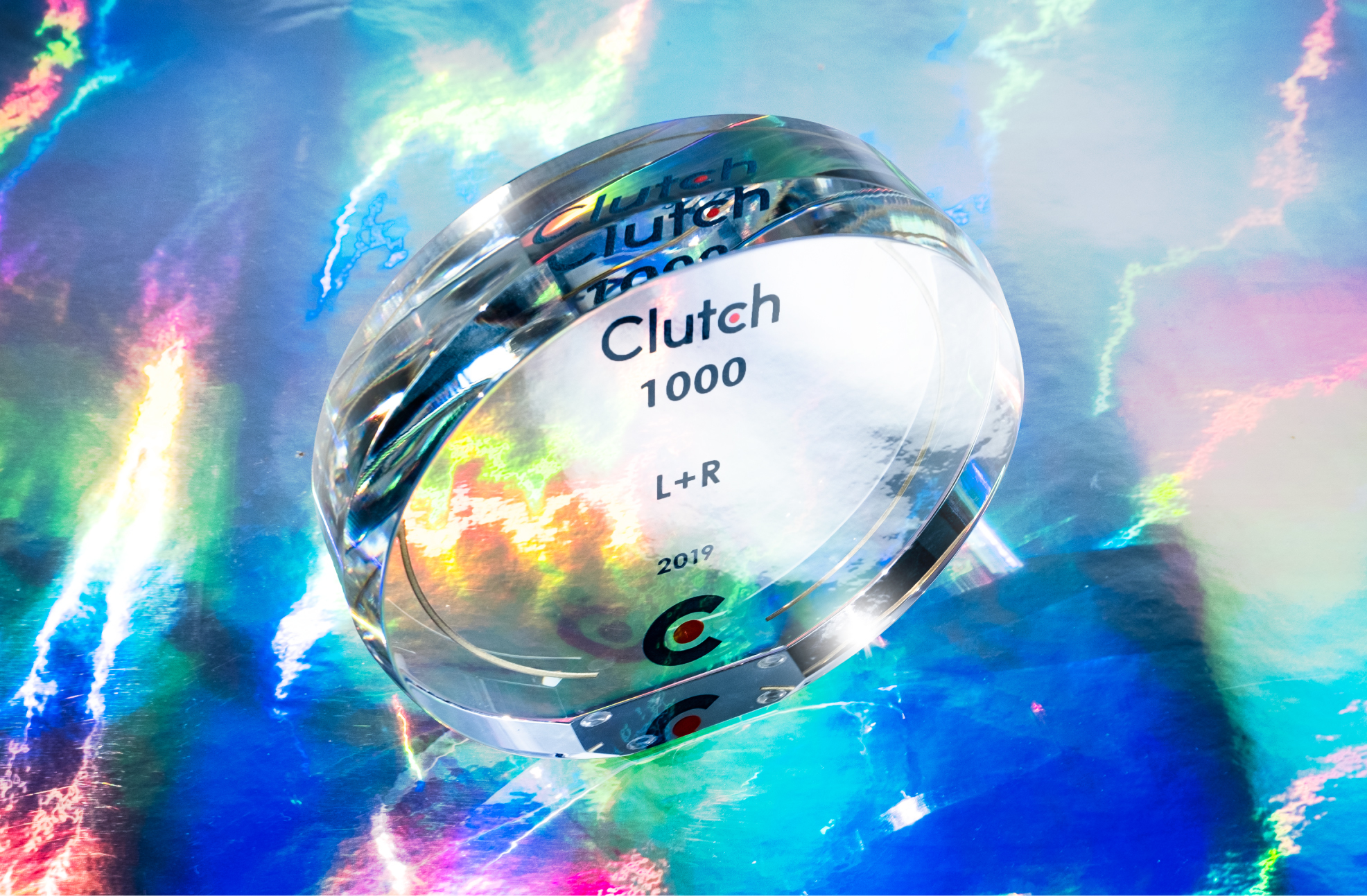 L+R named on the international Clutch 1000