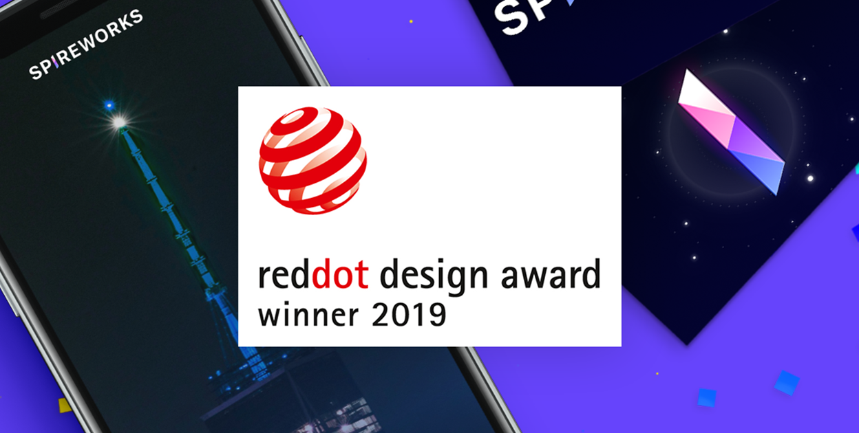 L+R receives the prestigious Red Dot award for excellence in design