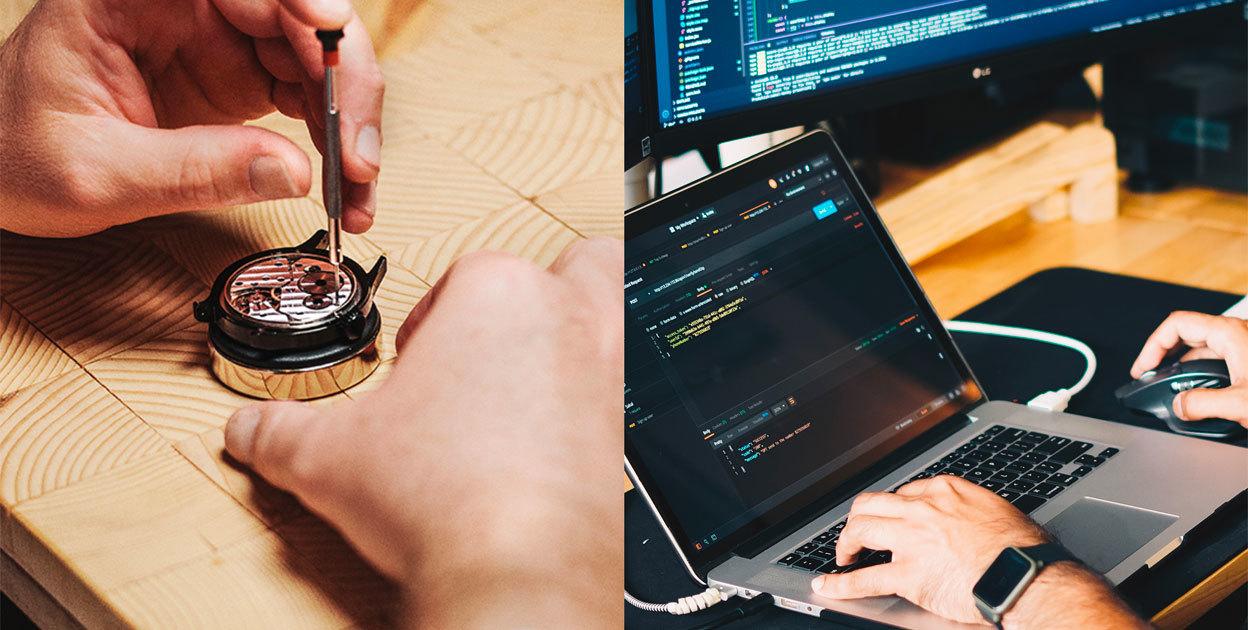 The Decade of Digital Craftsmanship