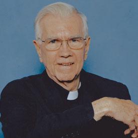 Joseph Tetlow, SJ
