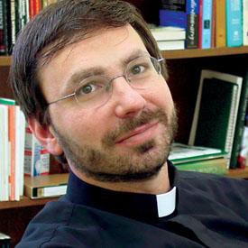 Mark Thibodeaux, SJ