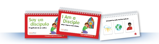I Am a Disciple Flip Book