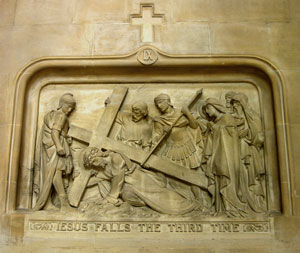 Development of the Stations of the Cross