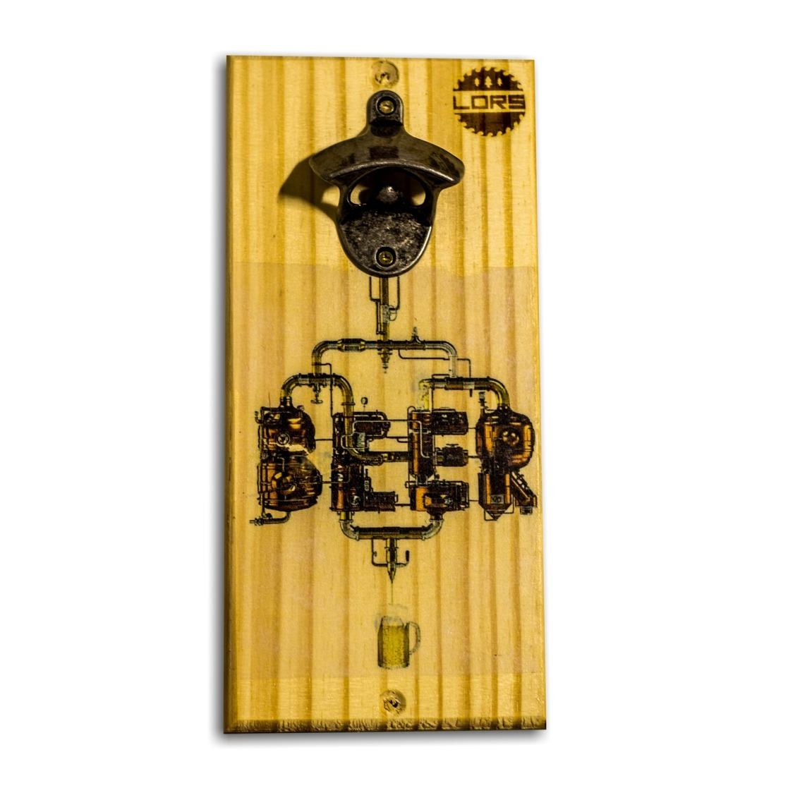 Abridor de Cerveja Beer