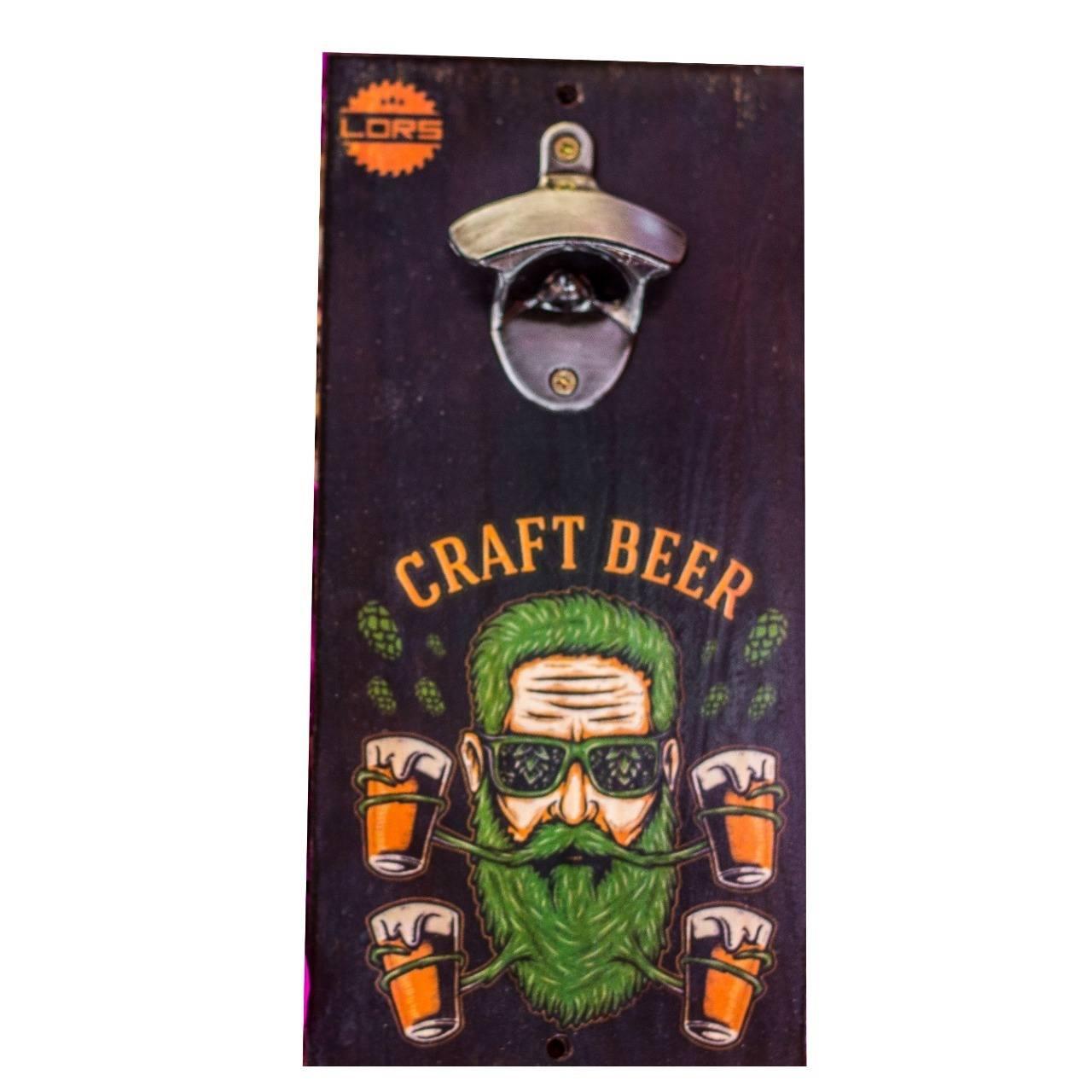 Abridor de Cerveja - Craftbeer
