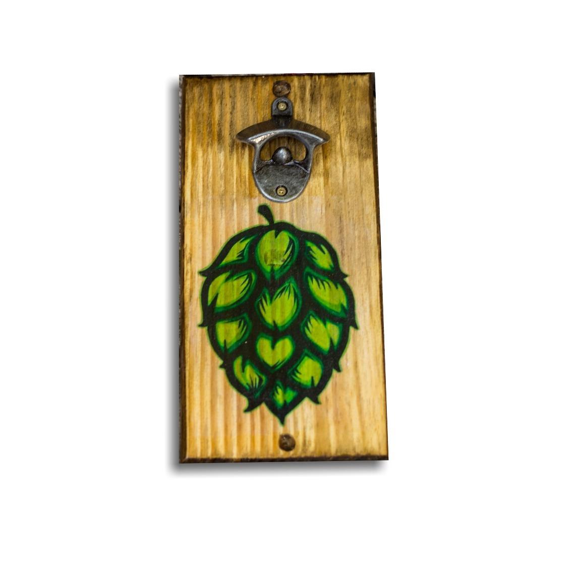 Abridor de Cerveja Lúpulo