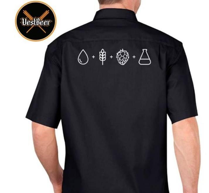 Camisa VestBeer 4 Elementos