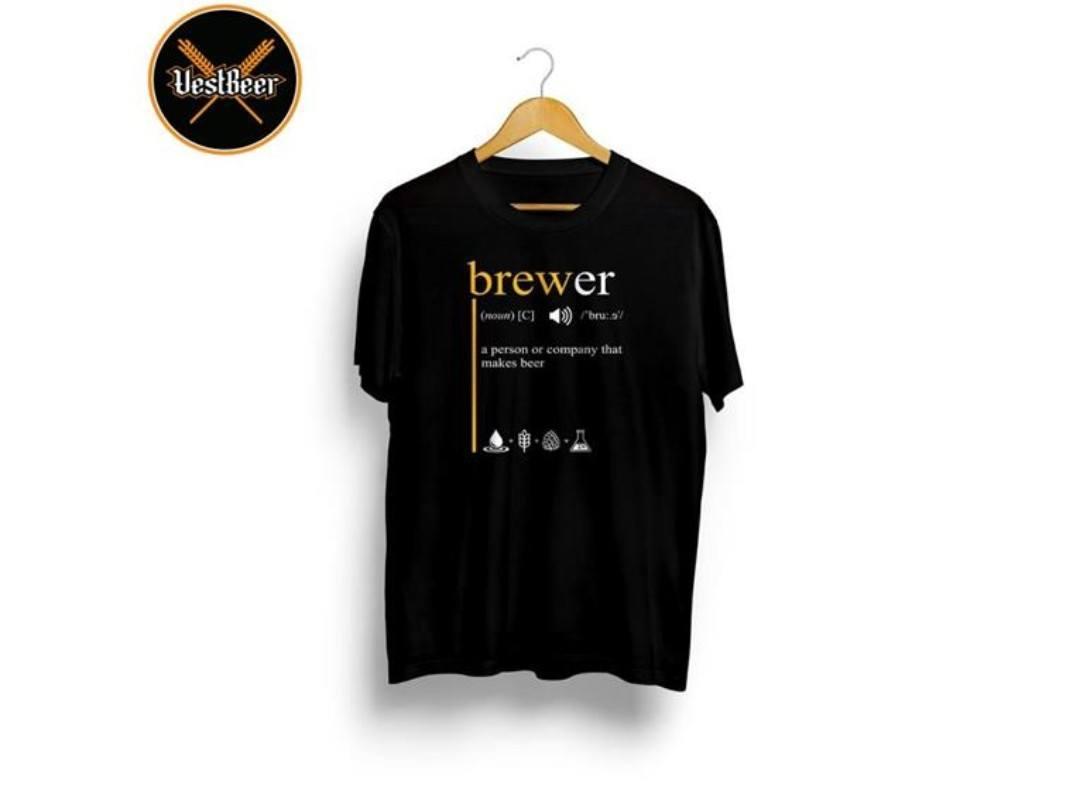 Camiseta Brewer VestBeer