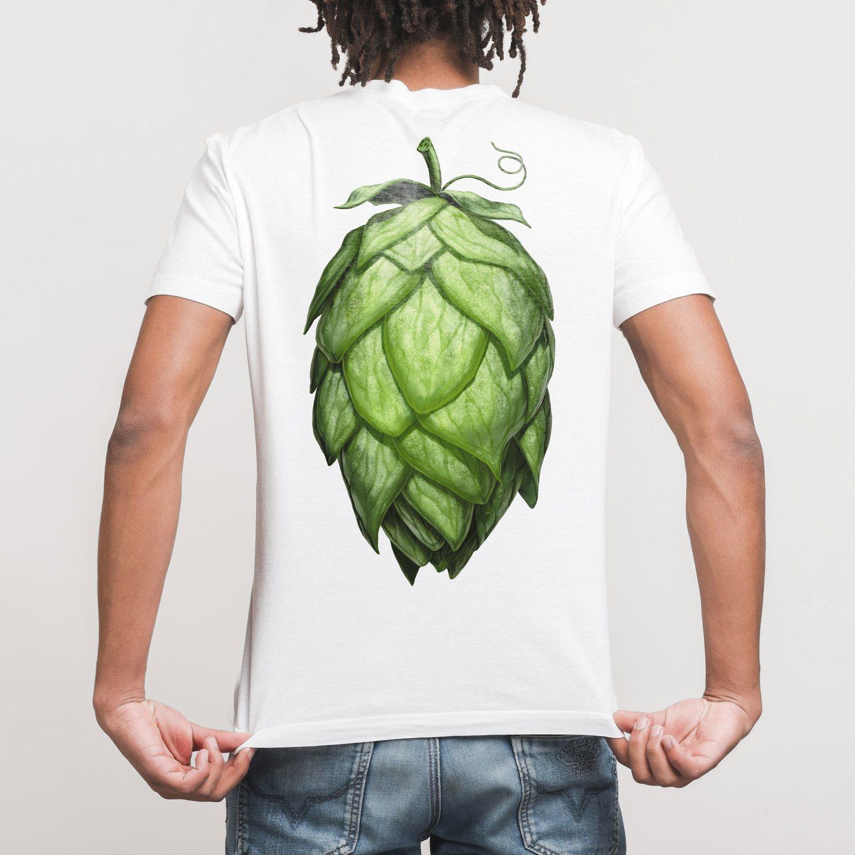 Camiseta Contém Lúpulo HOP