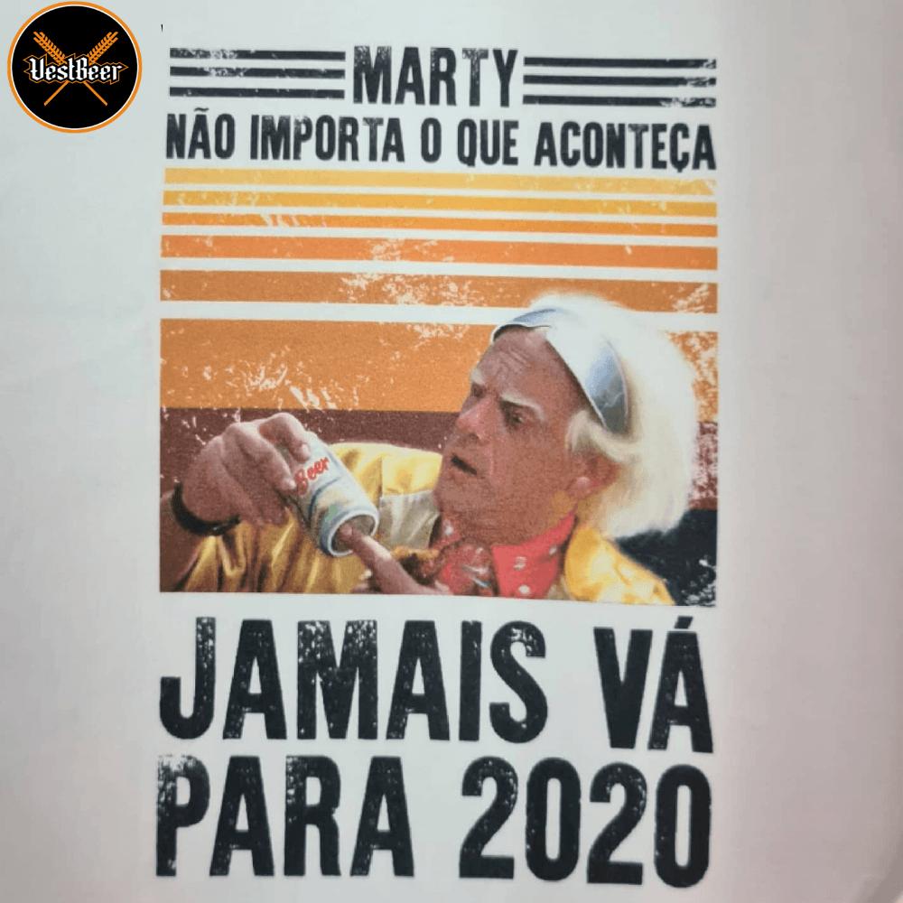 Camiseta Jamais 2020 VestBeer
