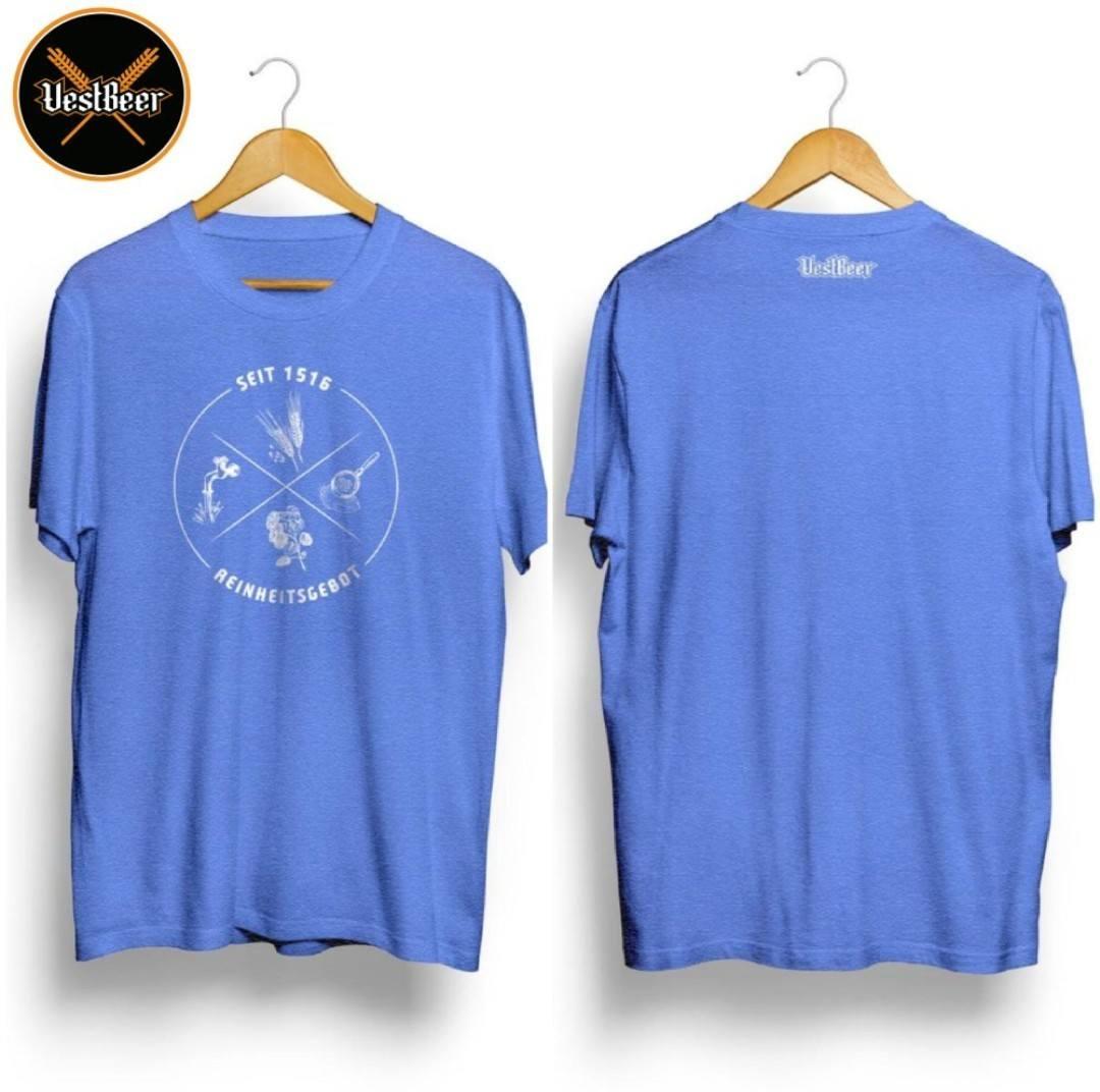 Camiseta Reinheitsgebot VestBeer
