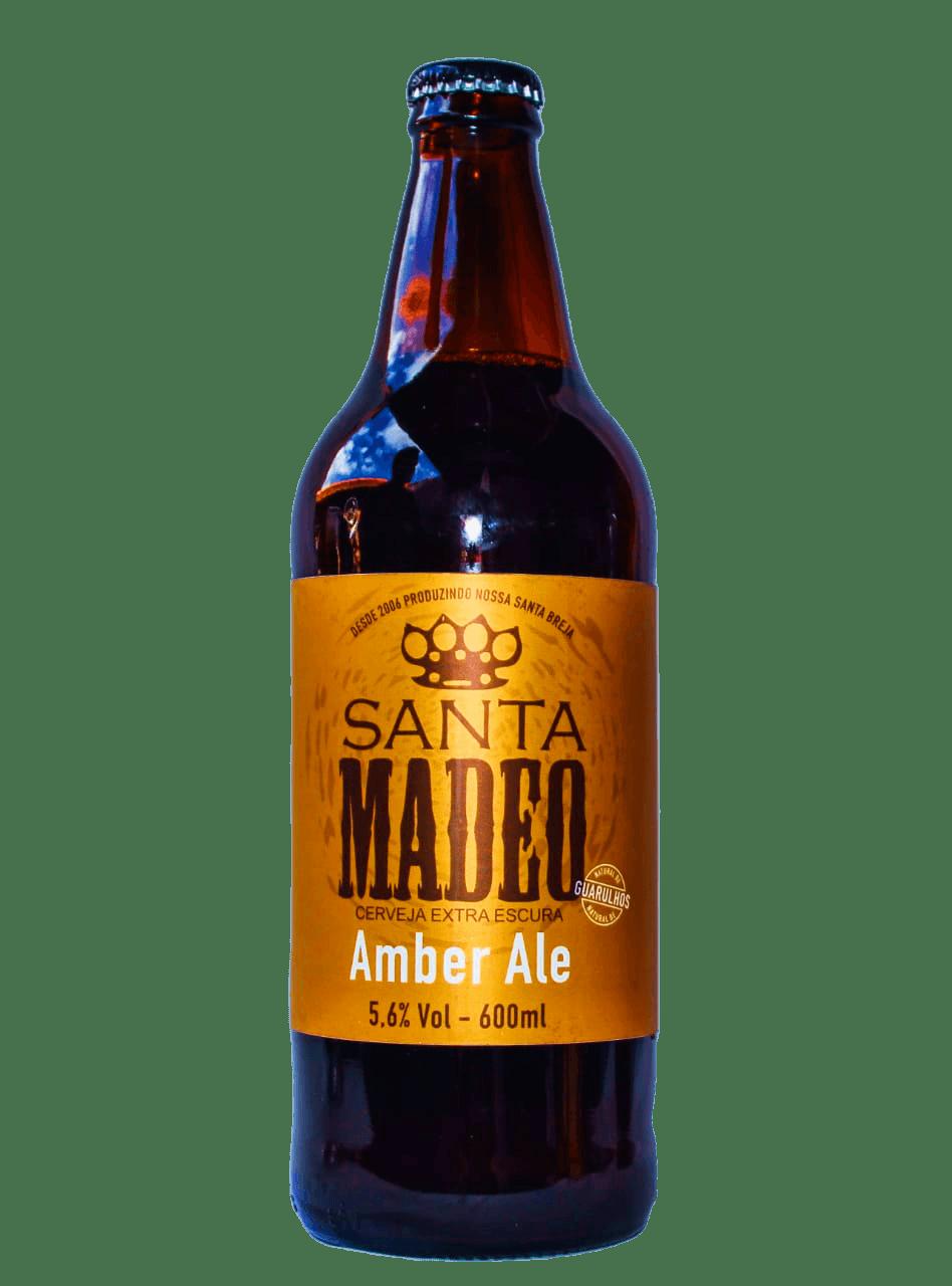 Cerveja Santa Madeo - 600ml