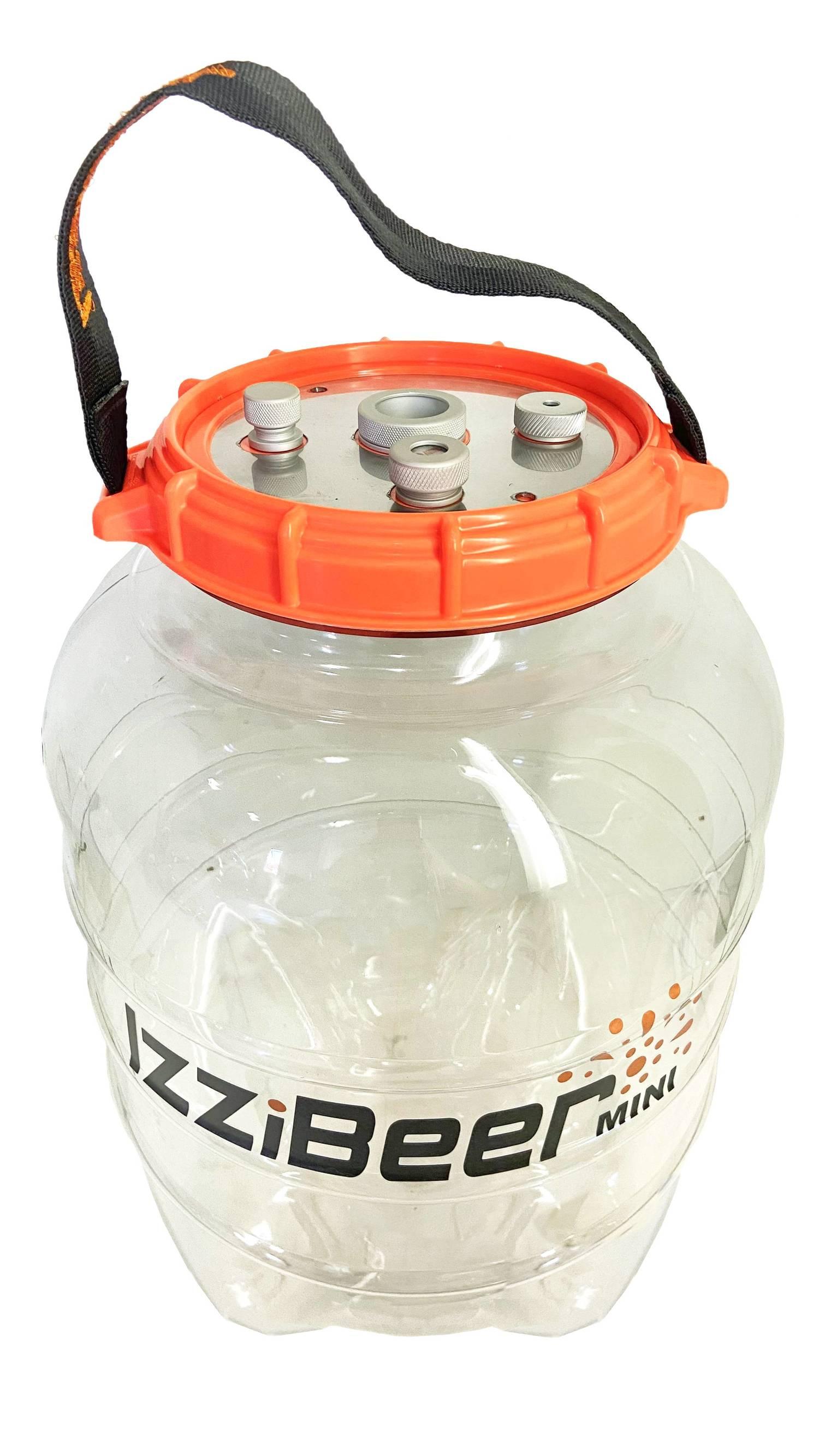 Fermentador Cerveja Izzibeer Advanced Mini 20 Litros