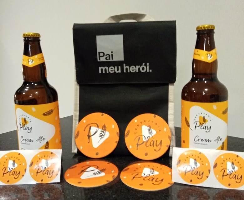 Kit Dia dos Pais Cervejaria Play