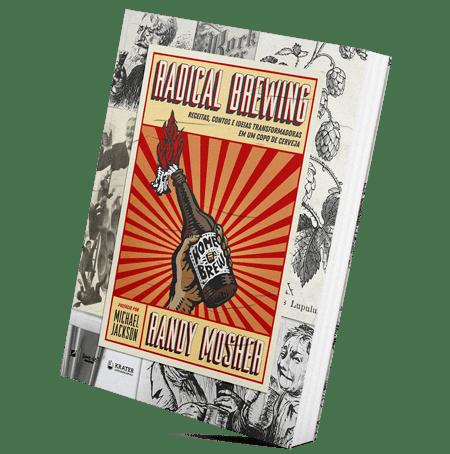 Livro Radical Brewing (Randy Mosher)