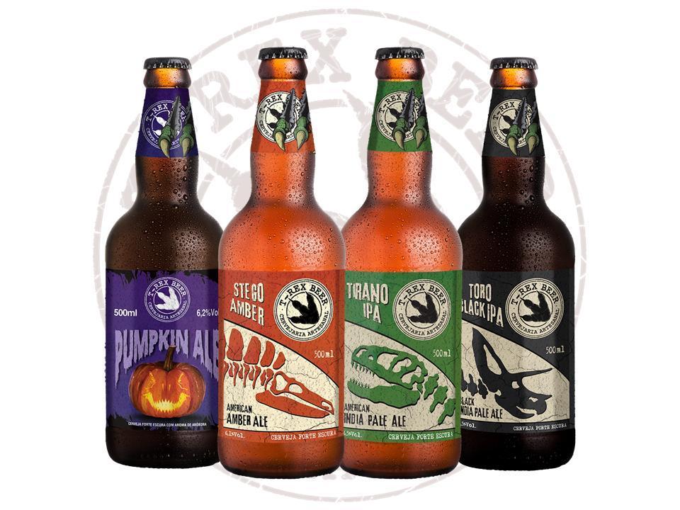 Pack Americano 2 T-Rex Beer