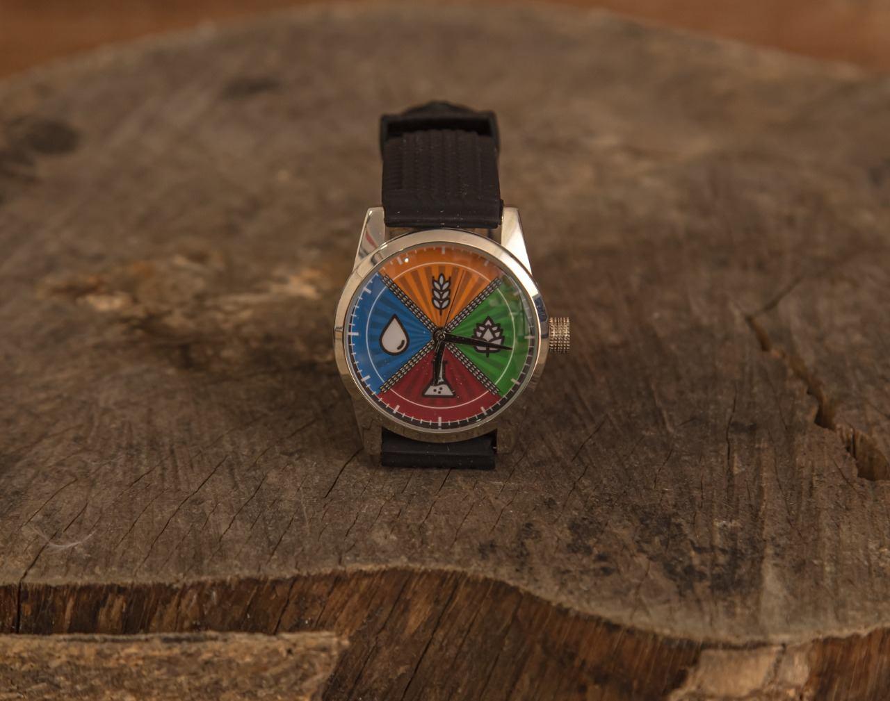 Relógio Saimom Modelo Elementos
