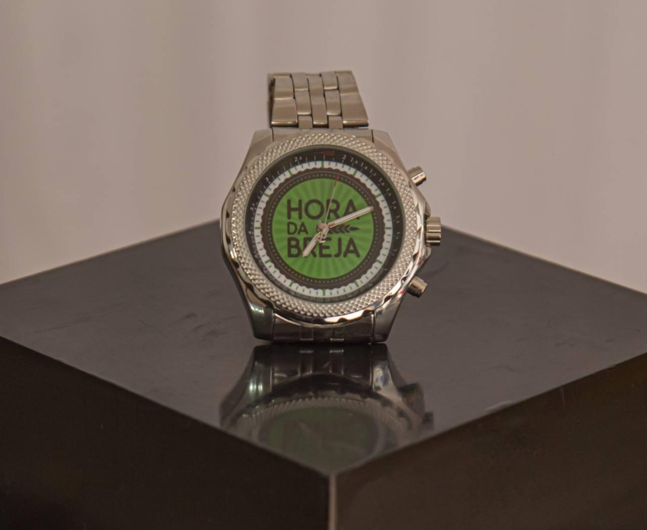 Relógio Saimom Modelo Hora da Breja - Masculino