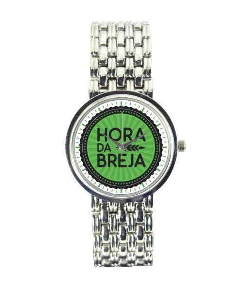 Relógio Saimom Modelo Hora da Breja - Feminino