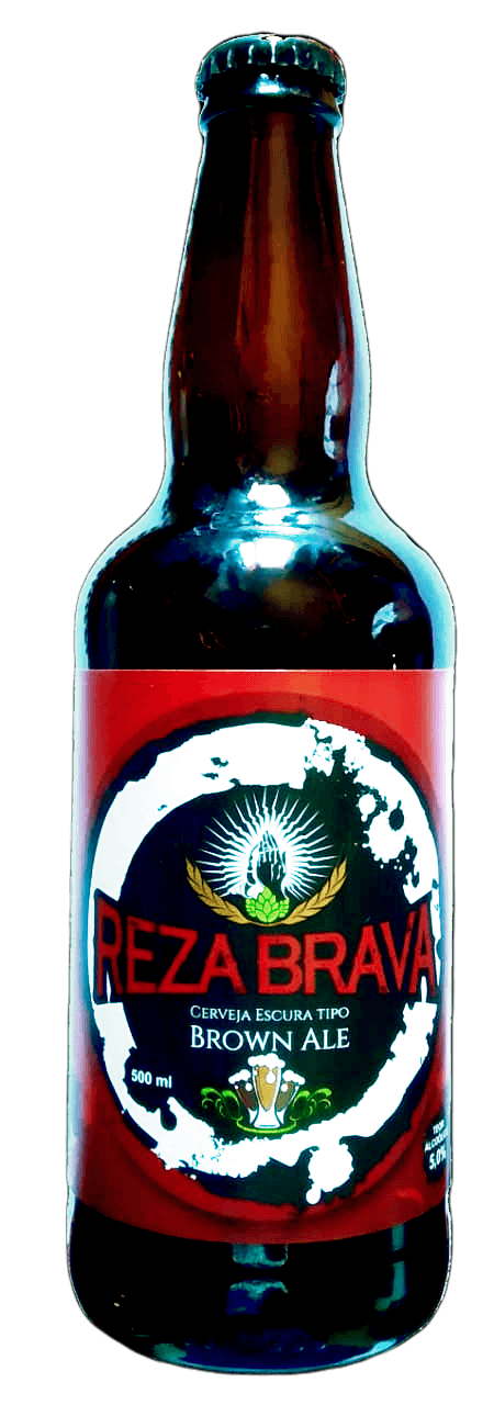 Reza Brava Brown Ale