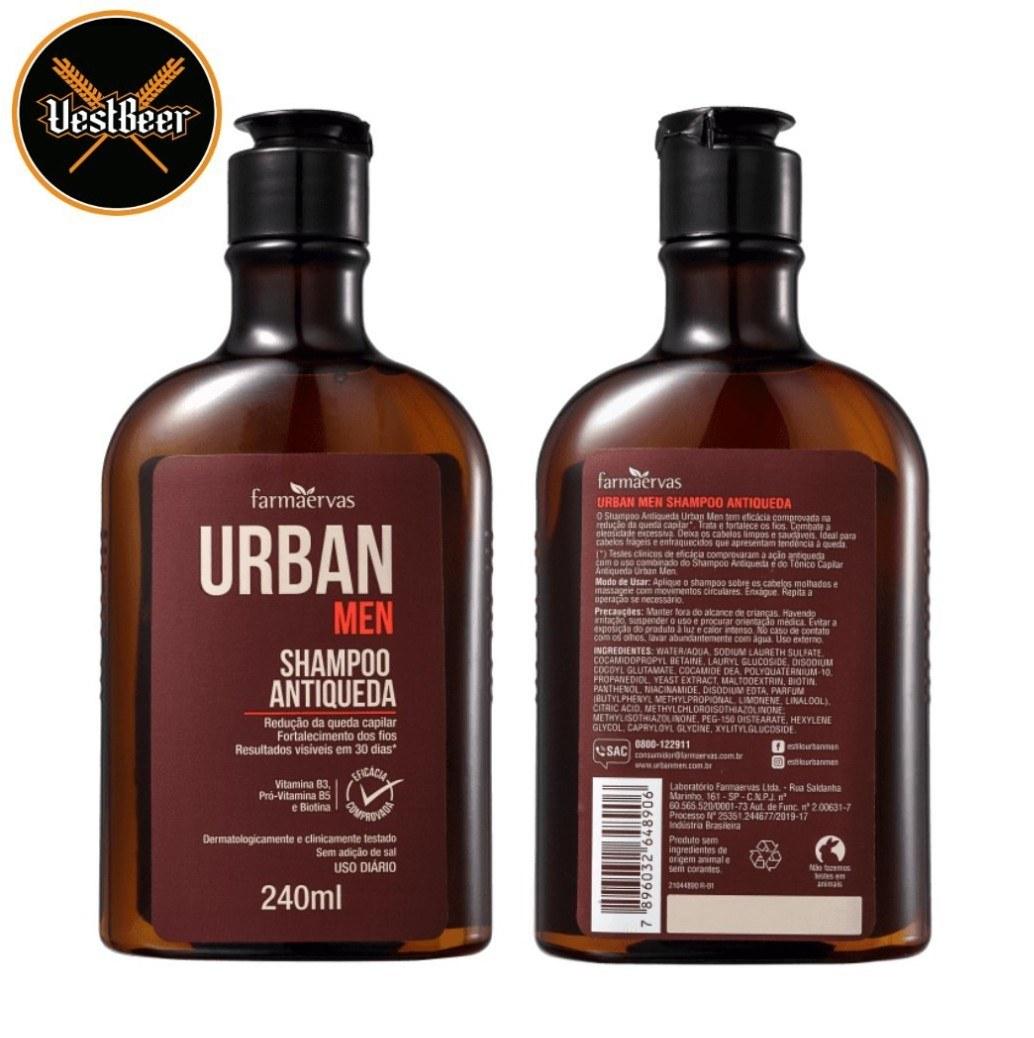 Urban Shampoo Antiqueda IPA Beer 240ml VestBeer