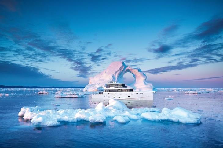 Arksen 85 Arctic Iceberg