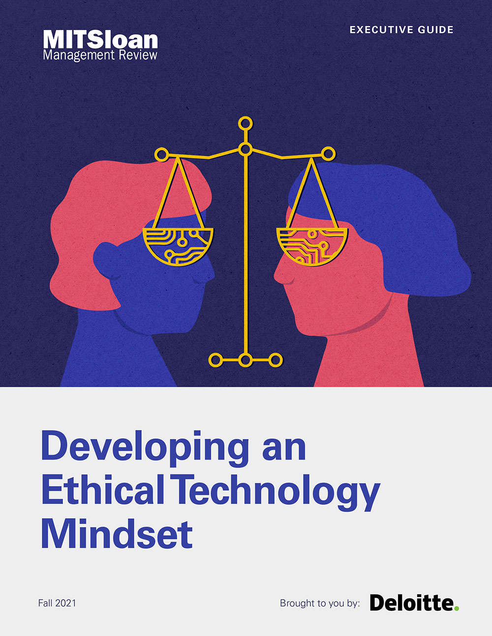 Developing an Ethical Technology Mindset