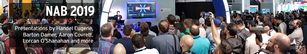 Watch the NABSHOW 2019 presentations