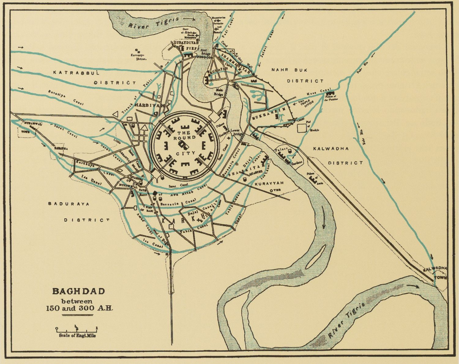 Baghdad | Map of the "|1500|1189|?|4256185d4e33e6d85df6d09dc78de2b5|False|UNLIKELY|0.32902655005455017