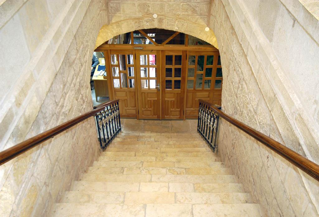 Madrasa Manjakiyya in Jerusalem