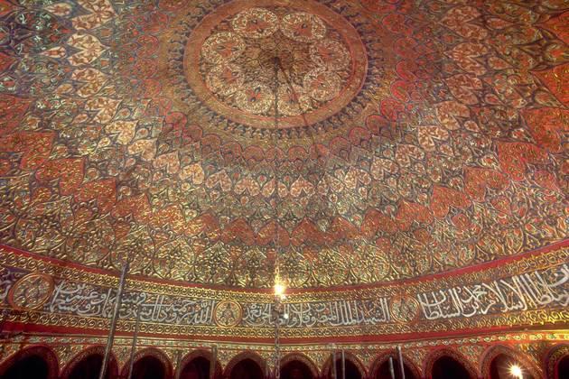 The Restoration Project Of The Masjid Al Aqsa By Mimar Kemalettin
