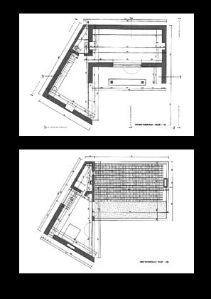 Emre Senan House Drawings Archnet
