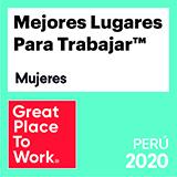 Los Mejores Lugares Para Trabajar™ Para Mujeres 2020